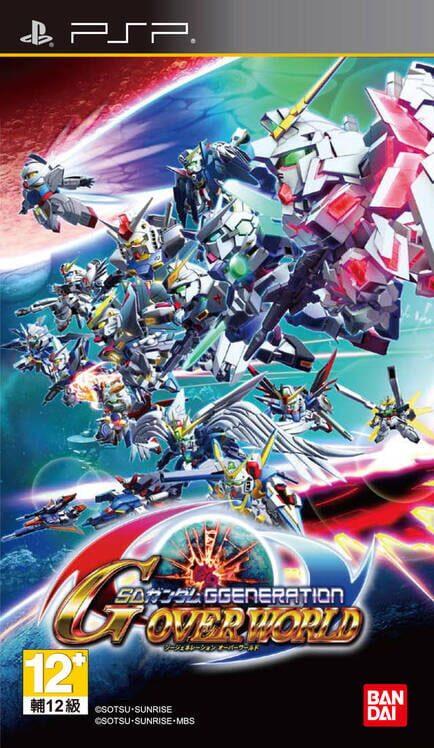 SD Gundam G Generation Overworld Display Picture