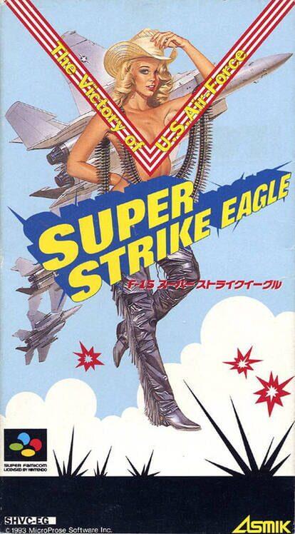 Super Strike Eagle Display Picture