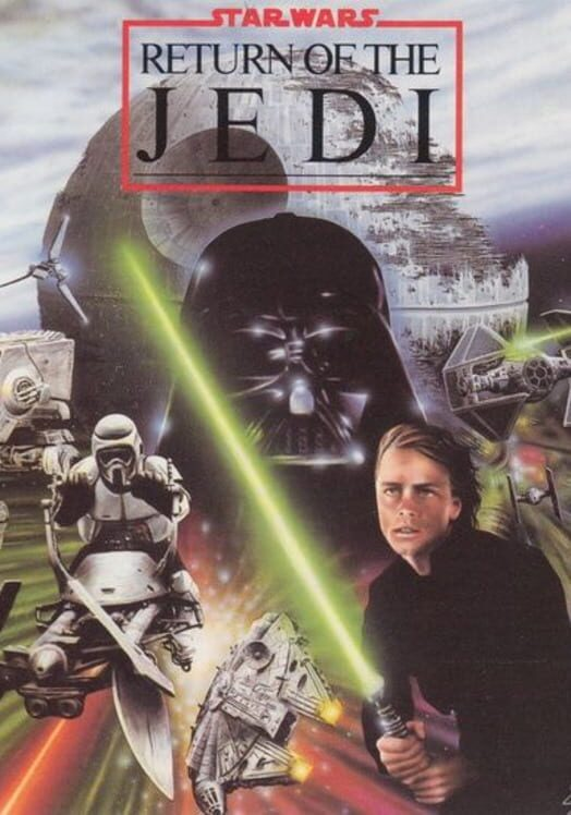 Star Wars: Return of the Jedi image