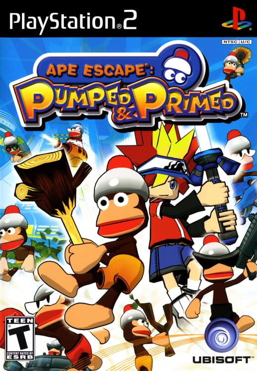 Ape Escape: Pumped and Primed image