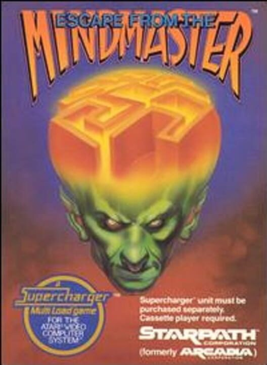 Escape from the Mindmaster Display Picture