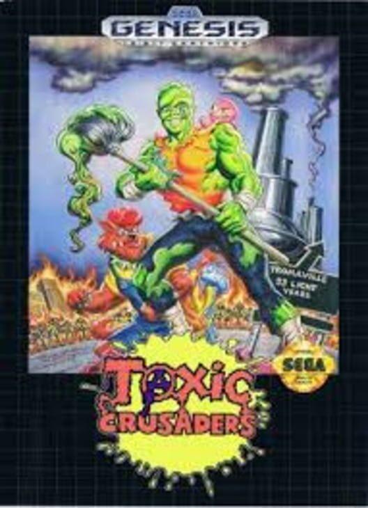 Toxic Crusaders Display Picture