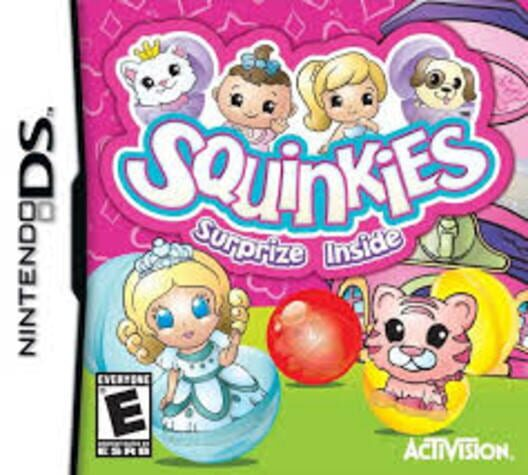 Squinkies Display Picture