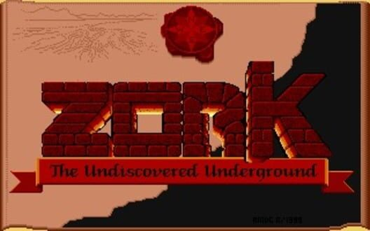 Zork: The Undiscovered Underground image