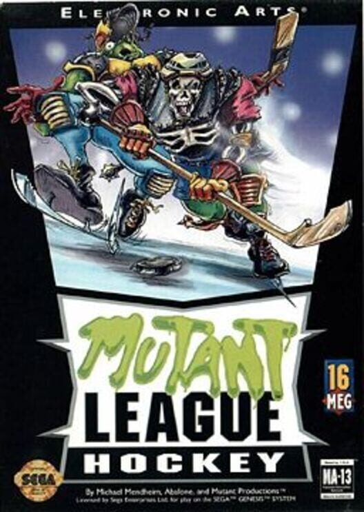 Mutant League Hockey Display Picture