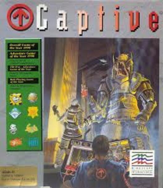 Captive image