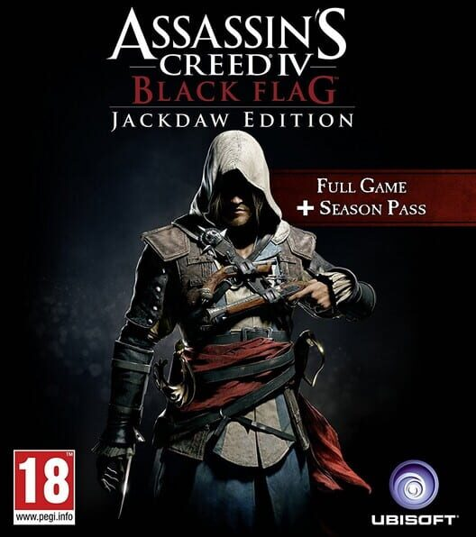 Assassin's Creed IV: Black Flag - Jackdaw Edition image