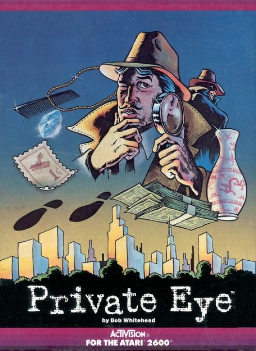 Private Eye Display Picture