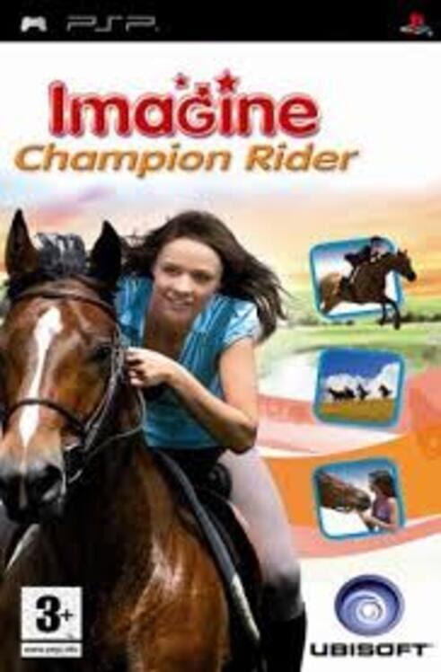 Imagine: Champion Rider image