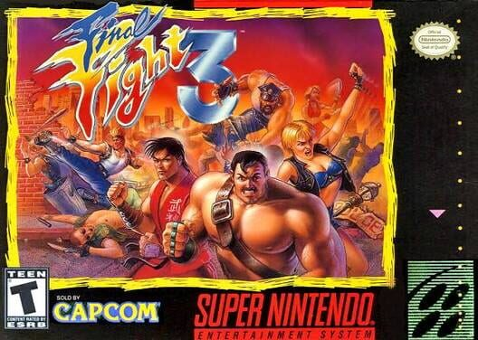 Final Fight 3 image