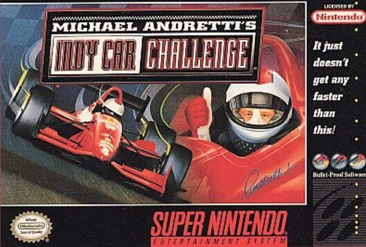 Michael Andretti's Indy Car Challenge Display Picture