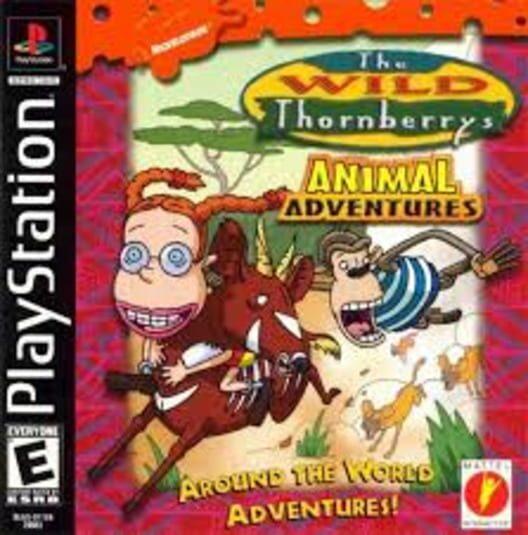The Wild Thornberrys' Animal Adventures image
