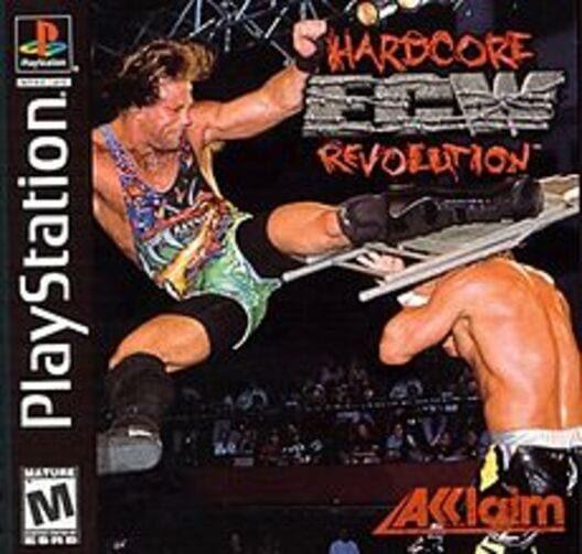 ECW Hardcore Revolution image