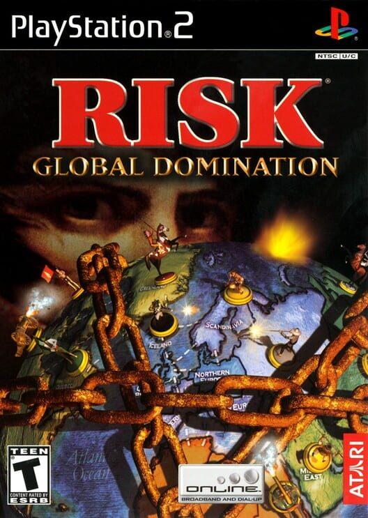 Risk: Global Domination image