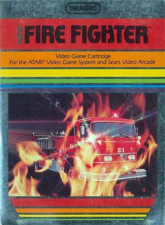 Fire Fighter Display Picture