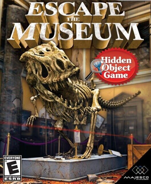 Escape the Museum Display Picture