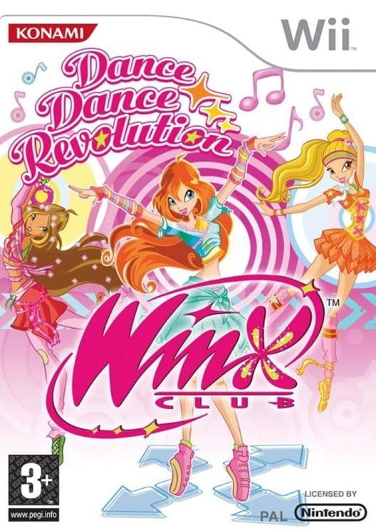 Dance Dance Revolution: Winx Club image