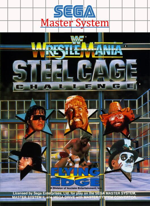 WWF WrestleMania: Steel Cage Challenge image