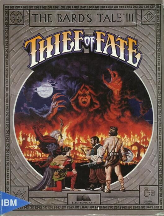 The Bard's Tale III: Thief of Fate Display Picture