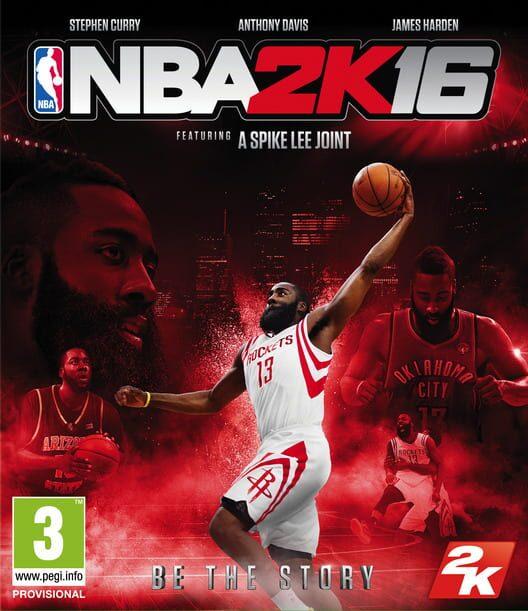 NBA 2K16 image