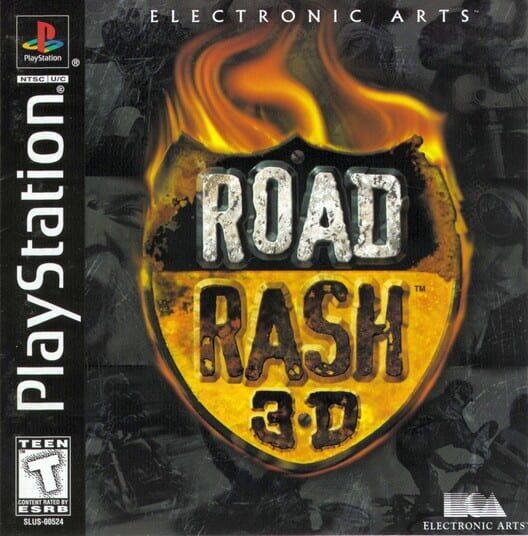 Road Rash 3D image