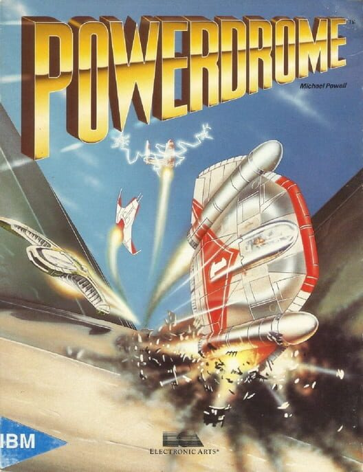 Powerdrome Display Picture
