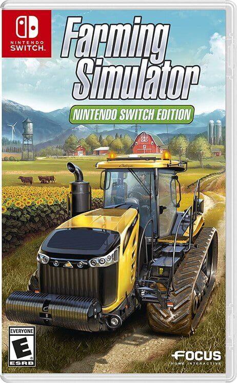Farming Simulator: Nintendo Switch Edition image