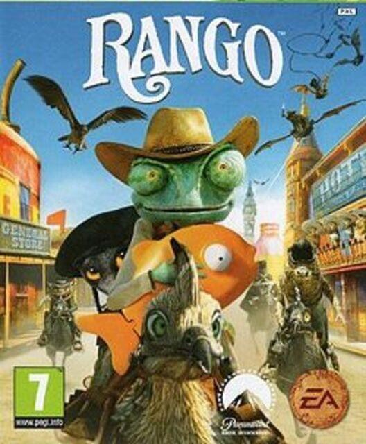 Rango Display Picture