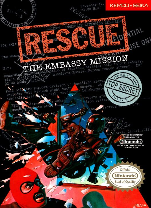 Rescue: The Embassy Mission image