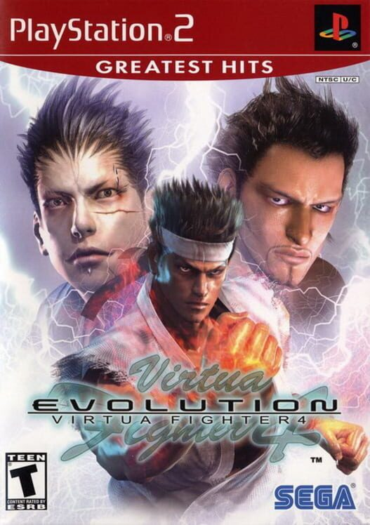 Virtua Fighter 4 Evolution image
