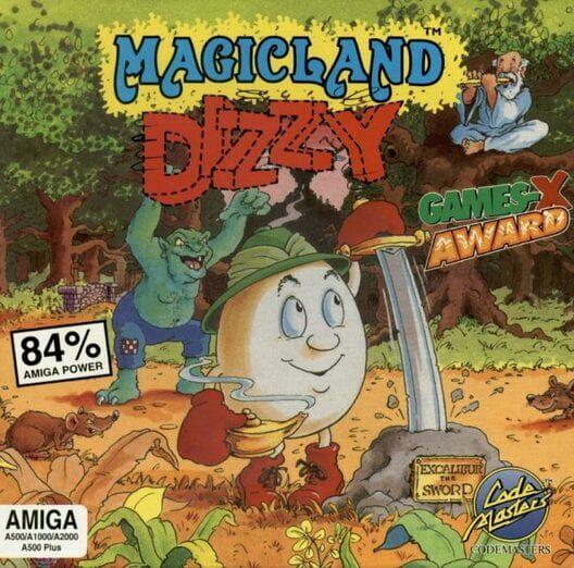 Magicland Dizzy image