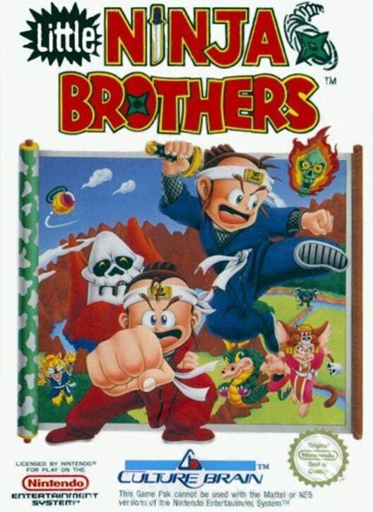 Little Ninja Brothers image