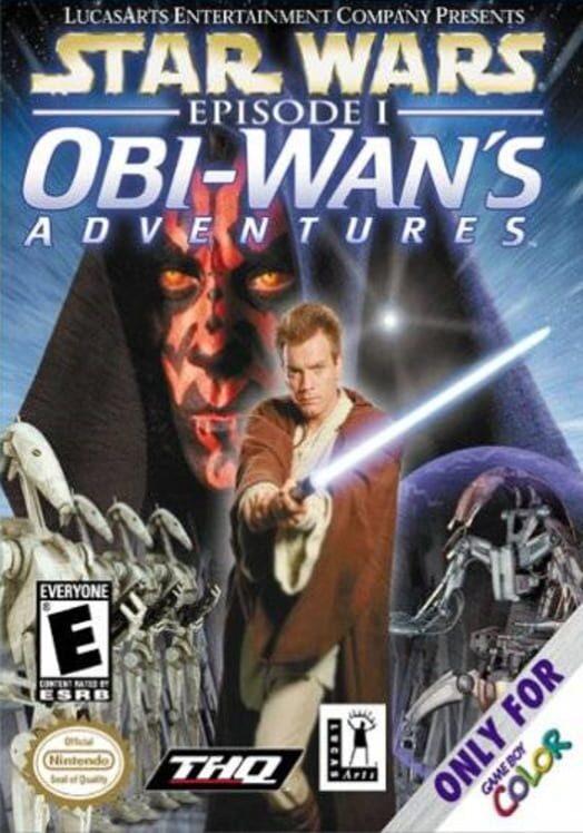 Star Wars Episode I: Obi-Wan's Adventures image