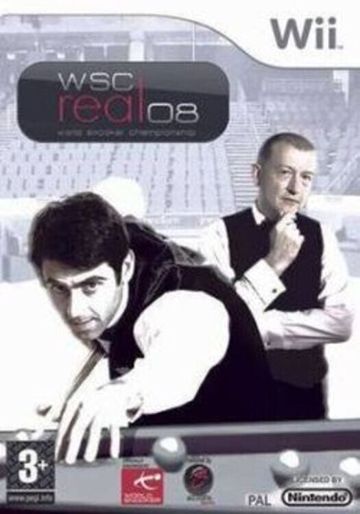 WSC Real 08: World Snooker Championship image