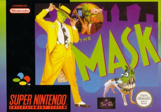 The Mask Display Picture