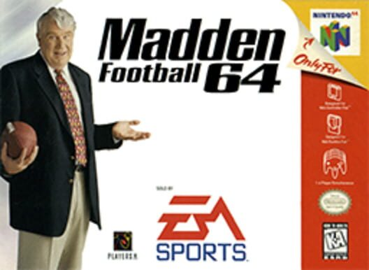 Madden Football 64 Display Picture