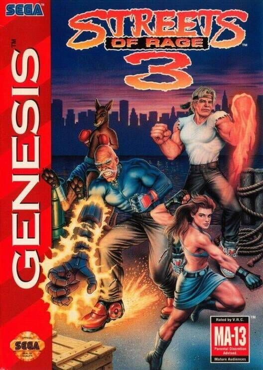 Streets of Rage 3 image
