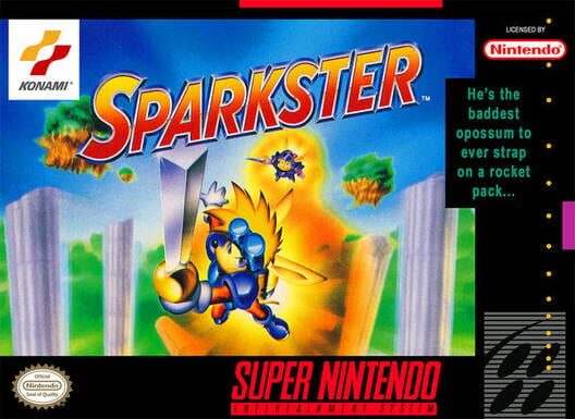Sparkster Display Picture