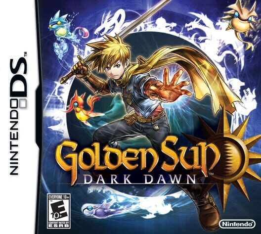 Golden Sun: Dark Dawn image