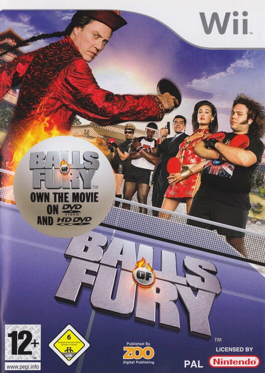 Balls of Fury image