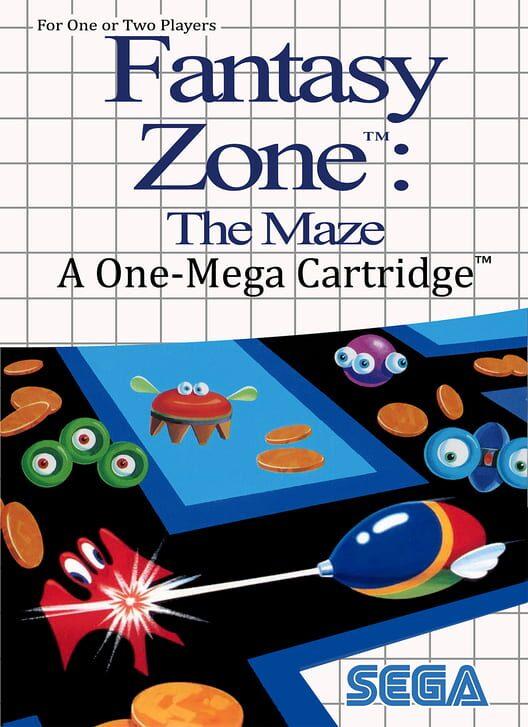 Fantasy Zone: The Maze image