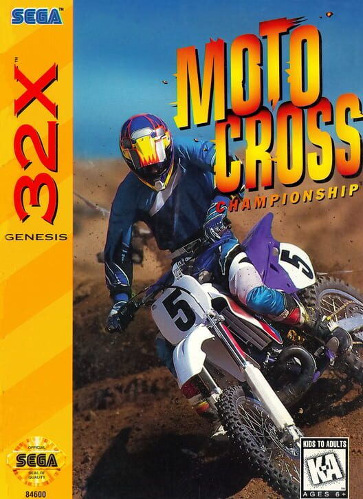 Motocross Championship Display Picture