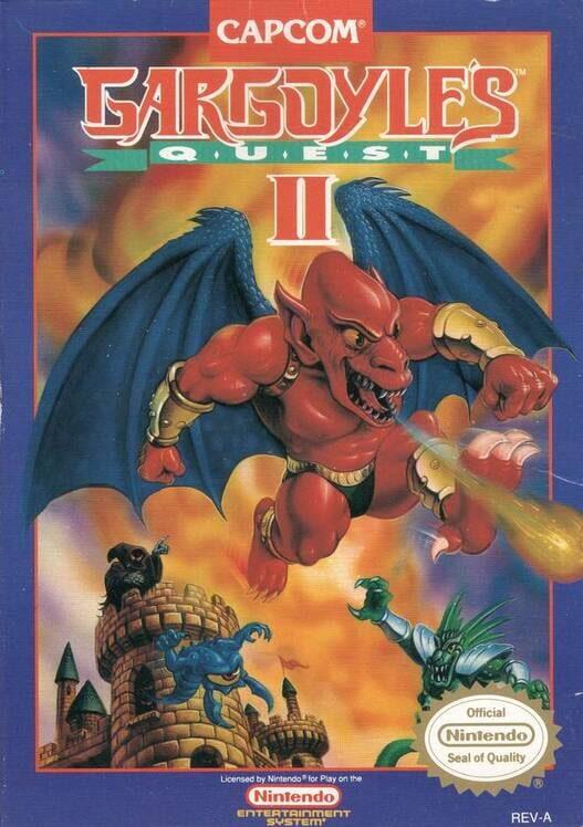 Gargoyle's Quest II image
