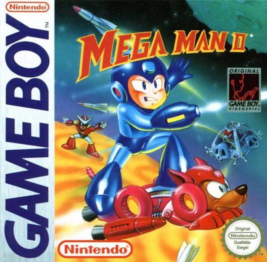 Mega Man II image