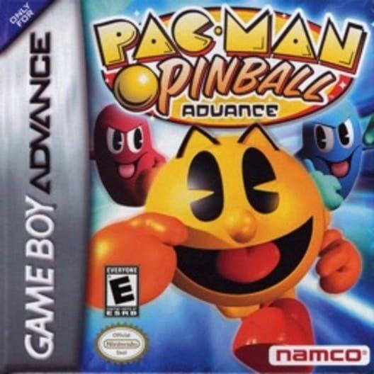 Pac-Man Pinball Advance image
