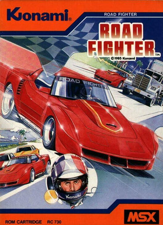 Road Fighter image