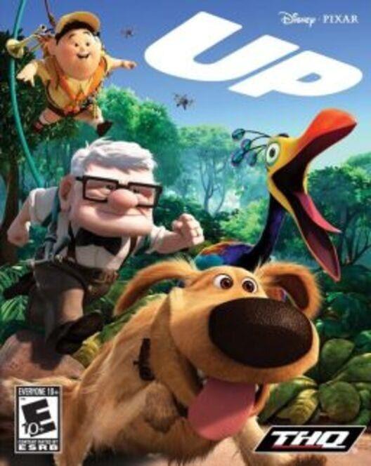 Disney-Pixar Up image