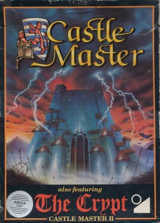Castle Master II: The Crypt image