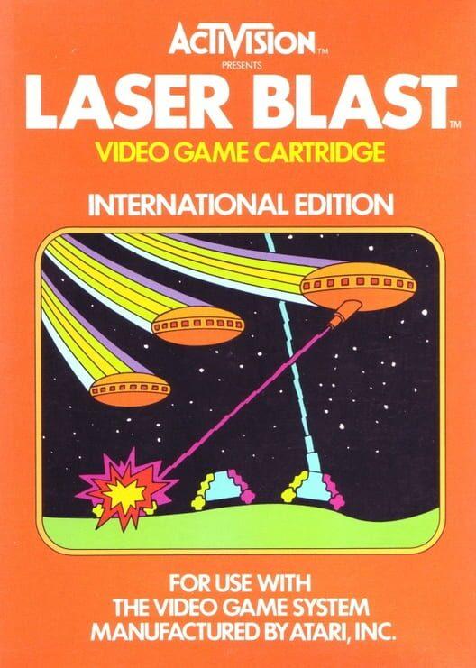 Laser Blast image