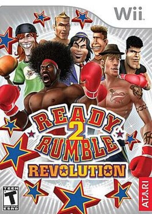 Ready 2 Rumble: Revolution image